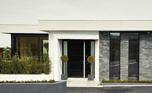 Modern House Entrance Door