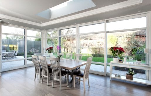 Aluclad Energy Saving Windows Doors