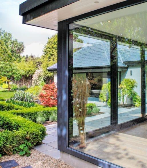 Energy saving double glazing