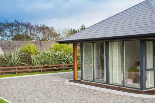 Aluclad windows House Ireland