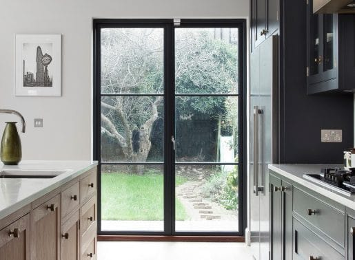 AluClad French Door - Crittal Style