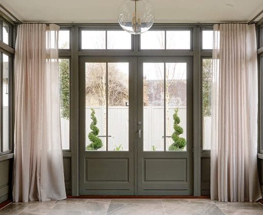 Timber French Patio Doors