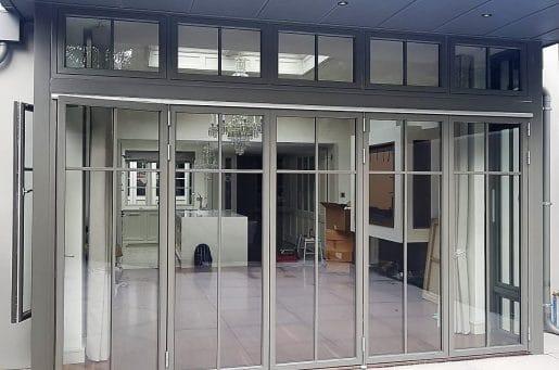 Bifold Patio door