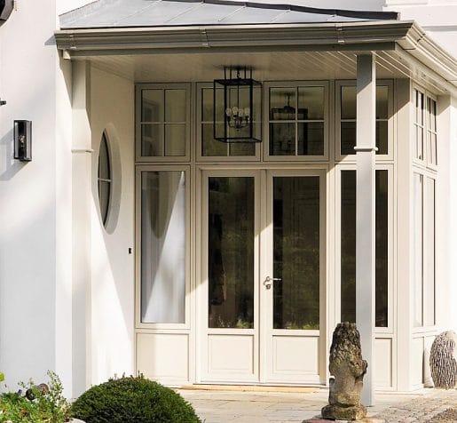 French Terrace Doors