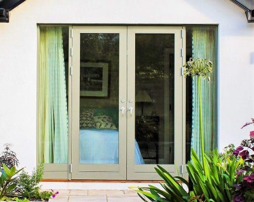 Aluclad French Patio Doors