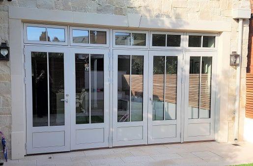 Patio Doors 7044 Silk Grey